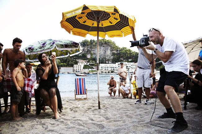 , Campagne Dolce & Gabbana Ete 2013 signée Domenico Dolce