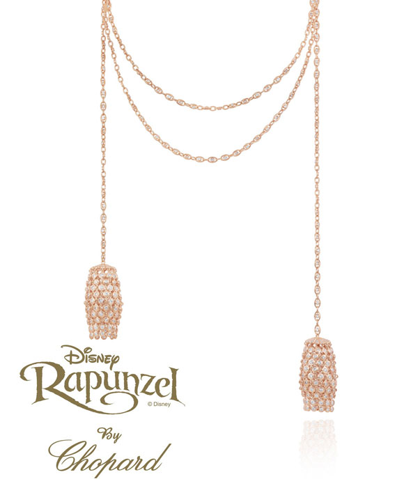 , Chopard Disney Princess : Une Collection de Bijoux Féeriques