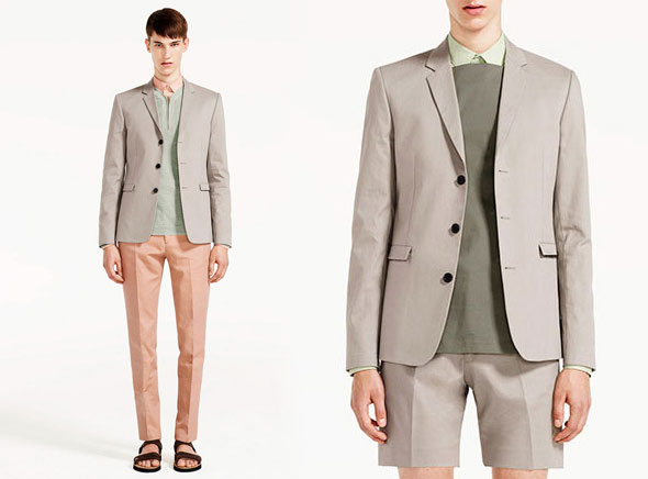7 cos homme men ss ete 2013 Lookbook COS Homme Printemps Eté 2013
