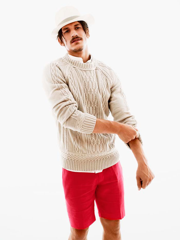 9 lookbook hm men homme ss ete 2013 Lookbook H&M Homme Printemps Ete 2013 : Les Couleurs de lEté