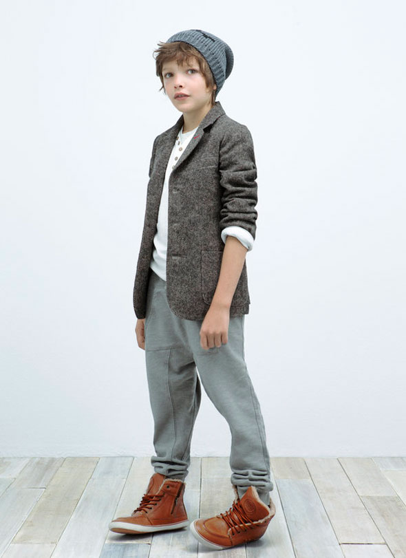 9 zara kids fw enfants novembre 2012 Zara Kids Novembre 2012 : Lookbook Enfants