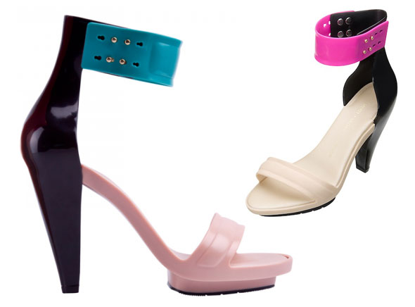 , Chaussures Melissa x Pedro Lourenco : Une Collection 100% Bresilienne