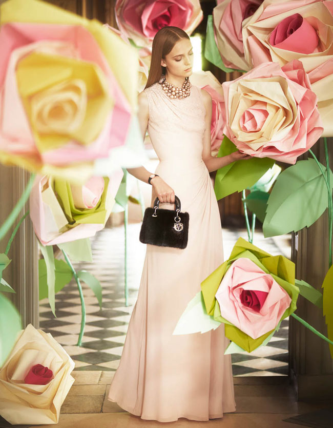 An Exceptional Christmas - Campagne Dior Noel 2012