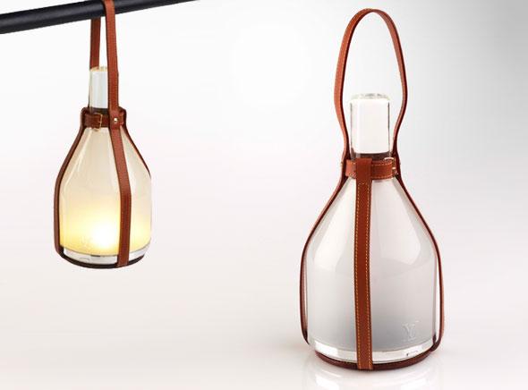 , Lampe Bell Louis Vuitton par Edward Barber et Jay Osgerby