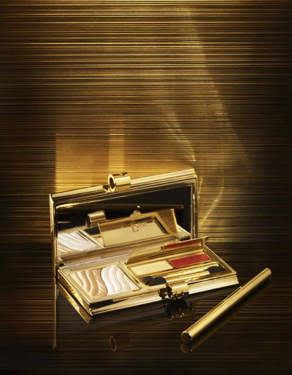 , Campagne Dior Maquillage : Collection Grand Bal Noel 2012