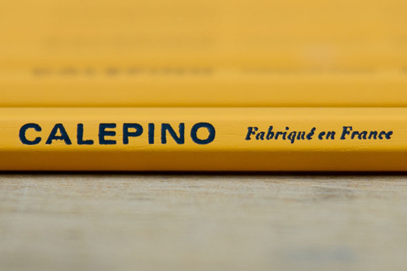 , Authentiques Crayons à Papier Calepino Made in France