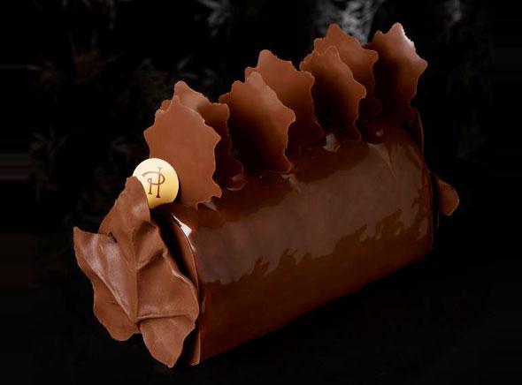Buches de Noel Pierre Hermé Paris 2012 - Chocolats et Macarons