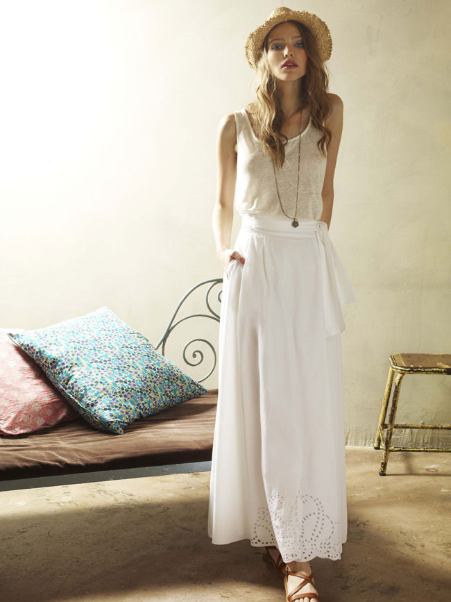 robe longue hippie chic 2013 la mode des robes de france. Black Bedroom Furniture Sets. Home Design Ideas