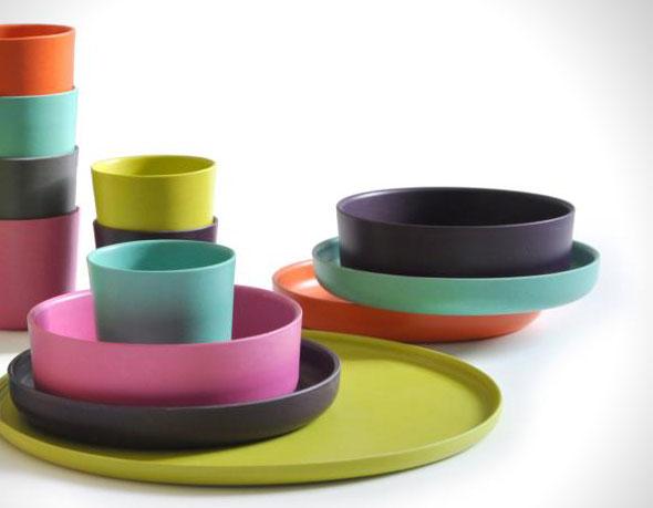 , Biobu par Ekobo : Vaisselle Design Bio-Compostable