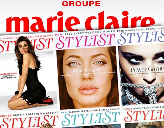 , Hebdomadaire Stylist Magazine : La Mode au Féminin passe au Gratuit