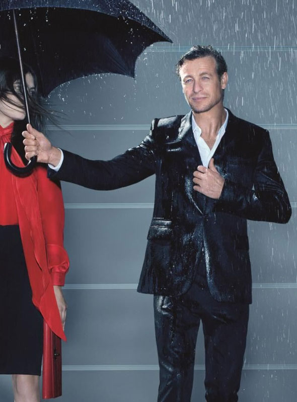 , Parfum Homme Givenchy «Gentlemen Only» avec Simon Baker (video)