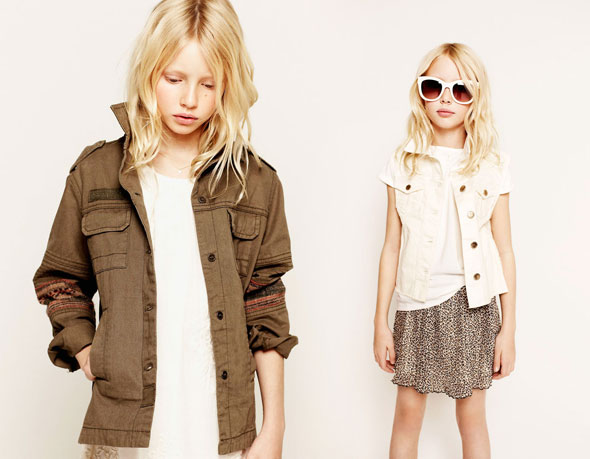 1 Zara Kids Enfants Lookbook Fevrier 2013 Zara Enfants Lookbook Fevrier 2013