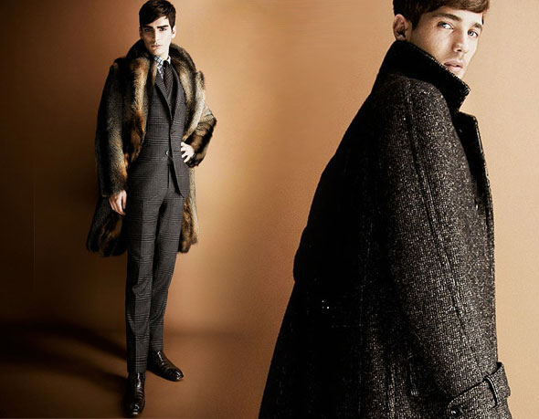 1 tom ford hiver fw 2013 2014 lookbook Tom Ford Automne hiver 2013 2014 : Un Lookbook plus Ajusté