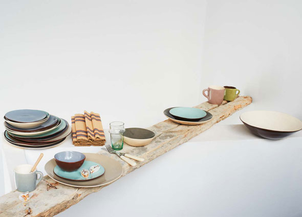 Toast House and Home Lookbook Maison Printemps Eté 2013