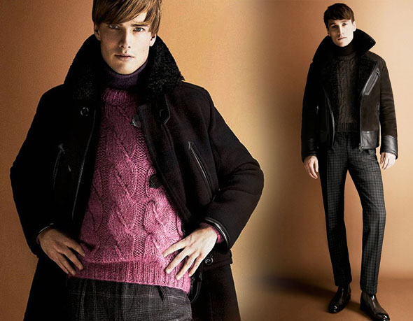 10 tom ford hiver fw 2013 2014 lookbook Tom Ford Automne hiver 2013 2014 : Un Lookbook plus Ajusté