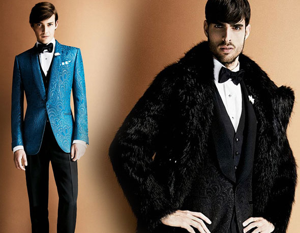 11 tom ford hiver fw 2013 2014 lookbook Tom Ford Automne hiver 2013 2014 : Un Lookbook plus Ajusté
