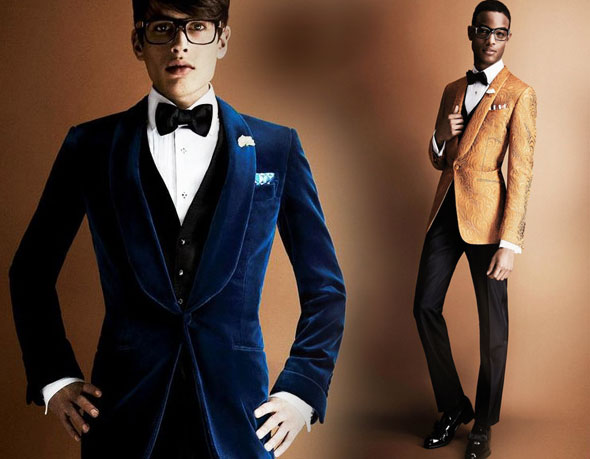 12 tom ford hiver fw 2013 2014 lookbook Tom Ford Automne hiver 2013 2014 : Un Lookbook plus Ajusté