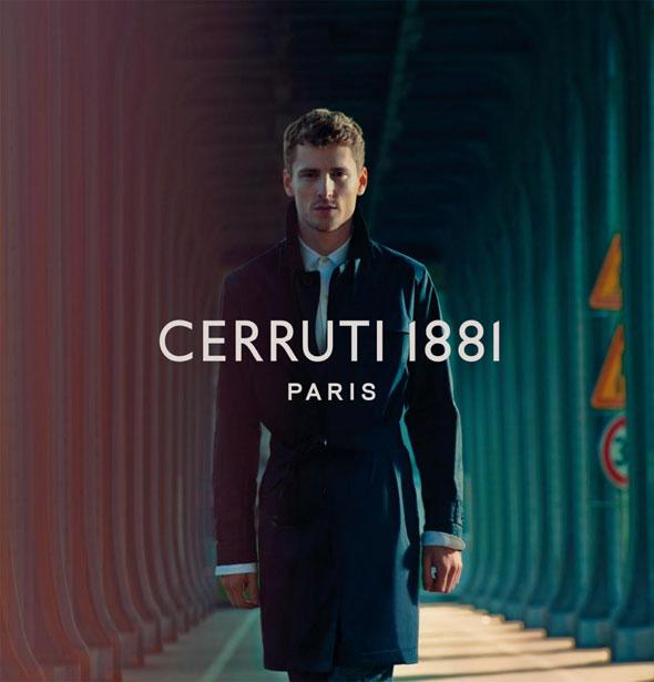 Cerruti 1881 Printemps Ete 2013 : Campagne Parisienne