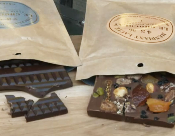 Le Chocolat Alain Ducasse Paris 11 - Ouverture de la Chocolatrie Traditionnelle