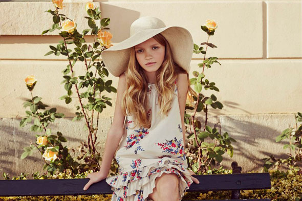 2 Massimo Dutti Boys Girl Enfant ss Ete 2013 Massimo Dutti Boys Girls Printemps Ete 2013 : En Route Pour LAventure
