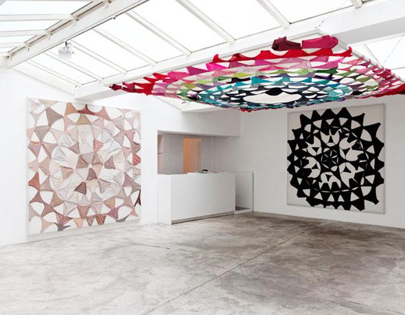 2 Underwear Mandalas Pilar Albarracin String Slip Art Underwear Mandalas par Pilar Albarracin : Kaleidoscope de Slips et Strings
