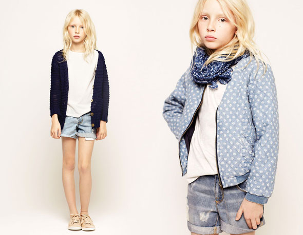 2 Zara Kids Enfants Lookbook Fevrier 2013 Zara Enfants Lookbook Fevrier 2013