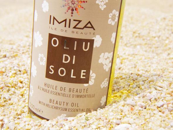 , Imiza : Huile de Beauté Bio et Immortelle