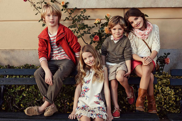 3 Massimo Dutti Boys Girl Enfant ss Ete 2013 Massimo Dutti Boys Girls Printemps Ete 2013 : En Route Pour LAventure