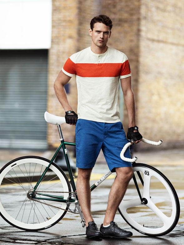 , H&M x Brick Lane Bikes : Collection pour l'Homme, sa Ville et son Velo