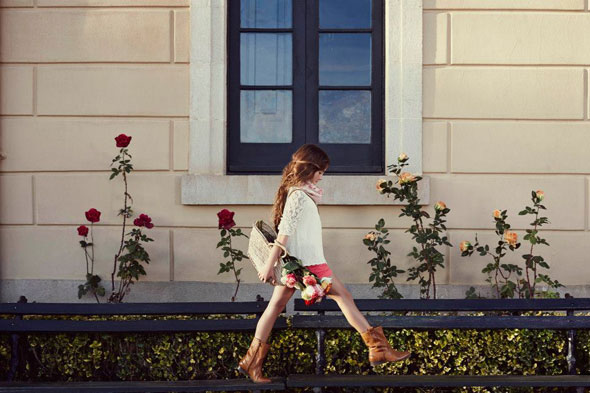 4 Massimo Dutti Boys Girl Enfant ss Ete 2013 Massimo Dutti Boys Girls Printemps Ete 2013 : En Route Pour LAventure