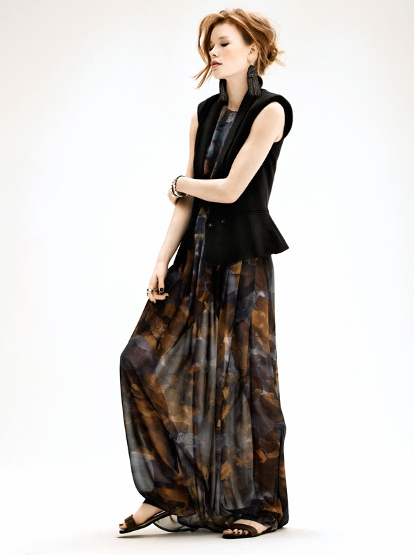 H&M Femme Ete 2013 : Lookbook Orientalissime