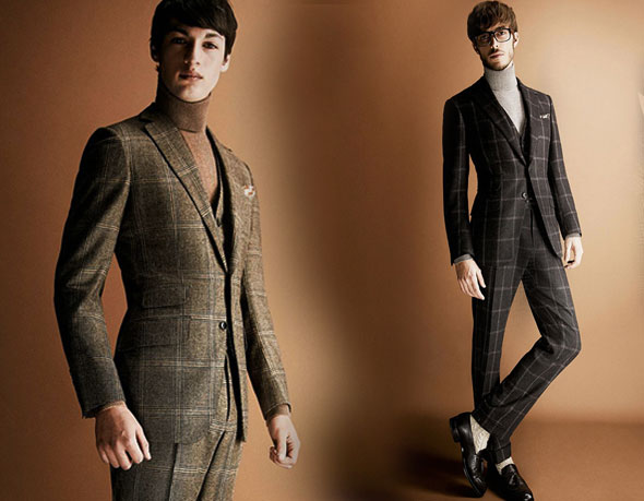 4 tom ford hiver fw 2013 2014 lookbook Tom Ford Automne hiver 2013 2014 : Un Lookbook plus Ajusté