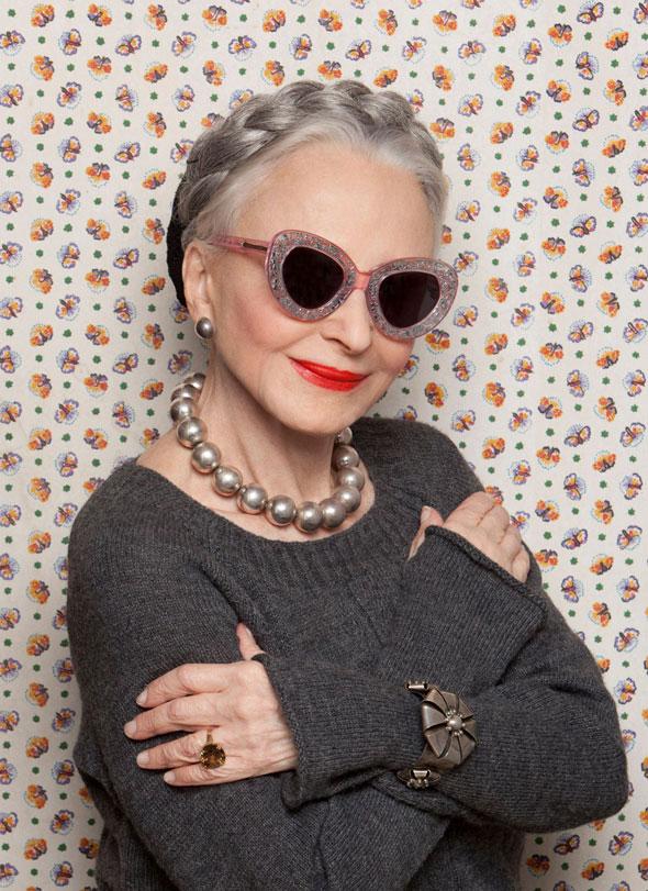 Karen Walker Lunettes de Soleil Eté 2013 : Super Mamies Super Tops