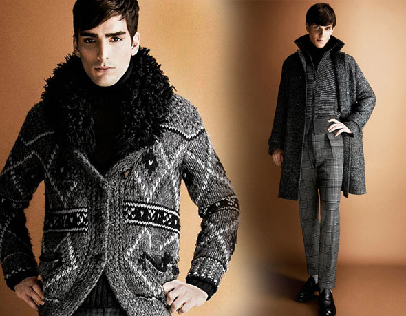 6 tom ford hiver fw 2013 2014 lookbook Tom Ford Automne hiver 2013 2014 : Un Lookbook plus Ajusté