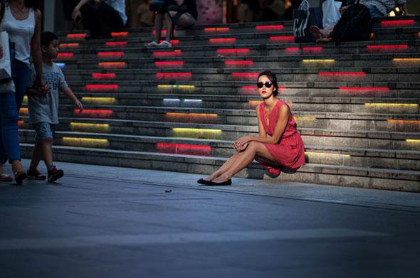 , Honoré Paris Femmes Printemps Eté 2013 : Lookbook par Danny Santos
