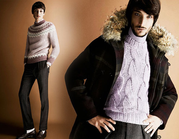 9 tom ford hiver fw 2013 2014 lookbook Tom Ford Automne hiver 2013 2014 : Un Lookbook plus Ajusté