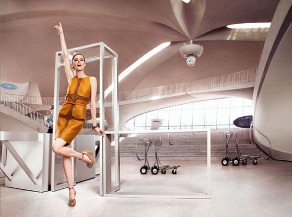 , Longchamp Printemps Ete 2013 : You Should Be Dancing