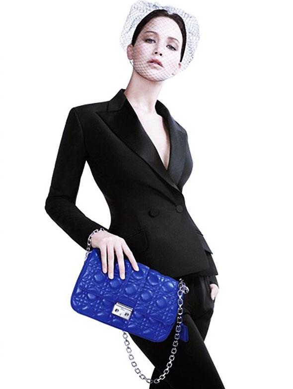, Miss Dior Printemps Eté 2013 : Campagne avec Jennifer Lawrence