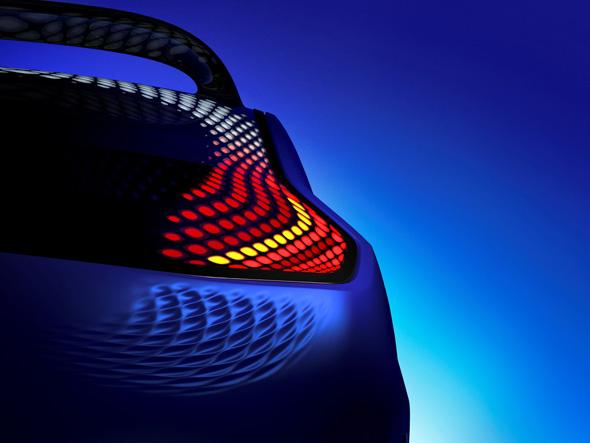 , Concept Car Renault 2013 par Ross Lovegrove en Images et en Video