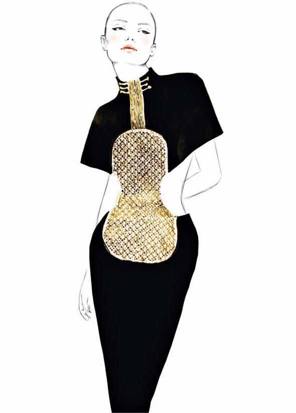 11 Chloe Collection Anniversaire 2013 2014 - Chloé Collection 60e Anniversaire : Une Belle Histoire de Mode
