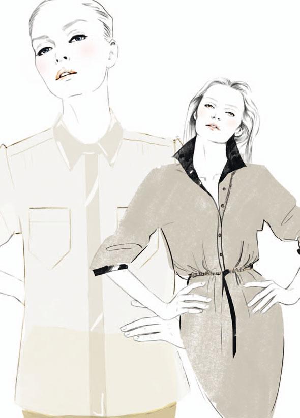 2 Chloe Collection Anniversaire 2013 2014 - Chloé Collection 60e Anniversaire : Une Belle Histoire de Mode