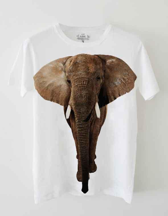 , Edun x Ryan McGinley : Un T-Shirt Pour les Eléphants d'Afrique