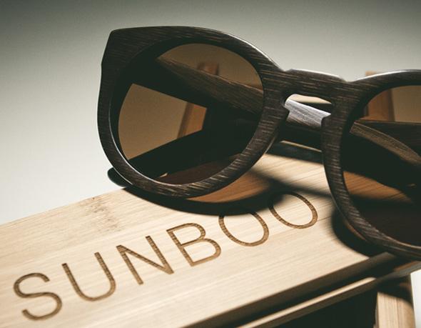 7e74b3ceb3b198 SunBoo Italie   Lunettes de Soleil en Bois et Bambou - MaxiTendance