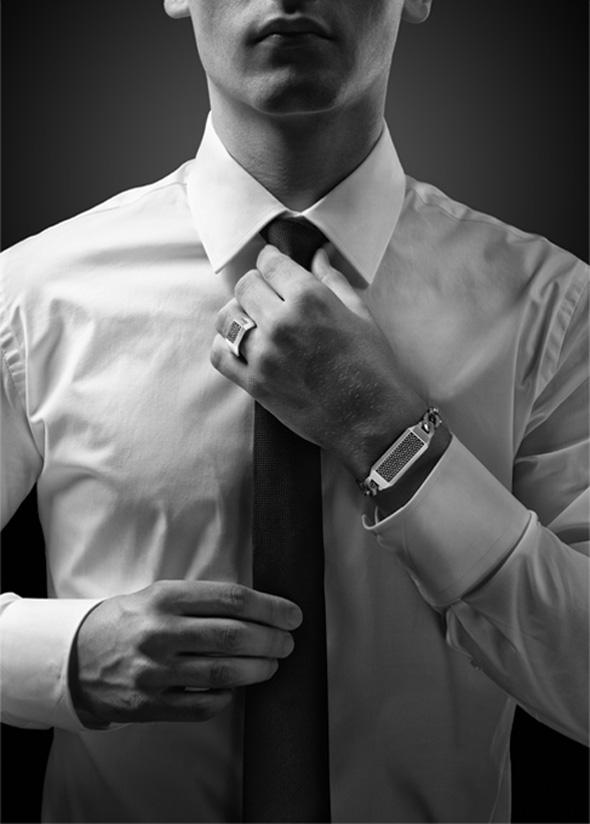 Très Bijoux Swarovski : Collection Homme Ete 2013 - MaxiTendance BN18