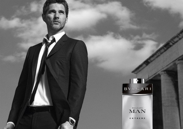 , Parfum Homme Bulgari Man Extreme : Campagne avec Eric Bana