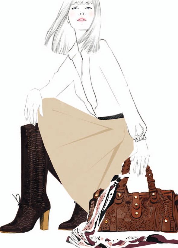 5 Chloe Collection Anniversaire 2013 2014 - Chloé Collection 60e Anniversaire : Une Belle Histoire de Mode