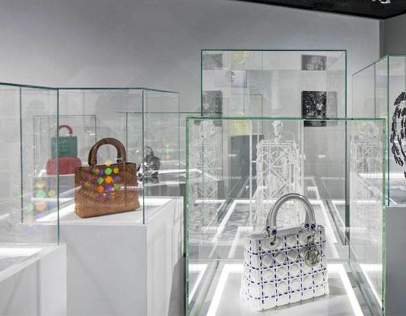 , Sac Lady Dior Revisité par Trois Artistes Brésiliens