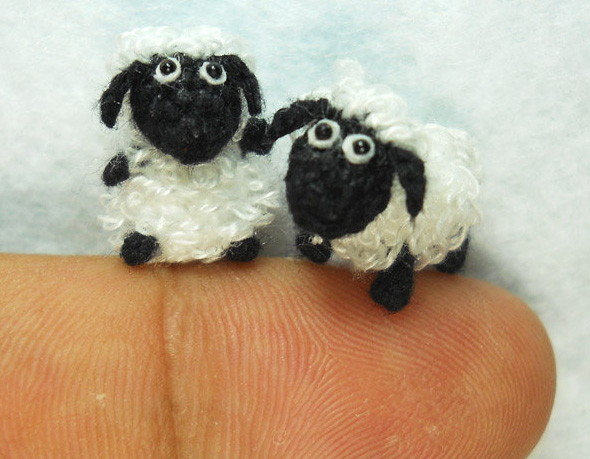 , Su Ami Amigurumi : Animaux Miniatures en Crochet
