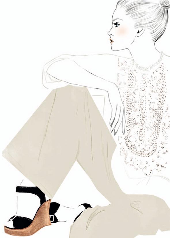 7 Chloe Collection Anniversaire 2013 2014 - Chloé Collection 60e Anniversaire : Une Belle Histoire de Mode