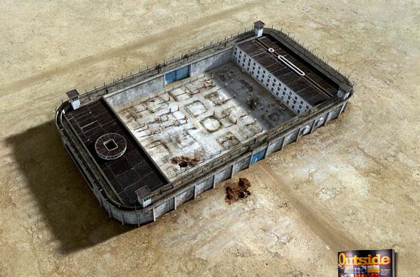 , Jailhouses par Felipe Luchi : Prisonniers des Smartphones et Ordinateurs